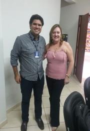Visita de Marcos Vinícius Analista - Sebrae Regional Costa Leste