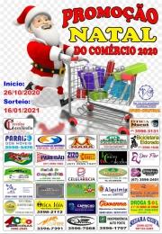 Promoção Natal do Comercio 2020